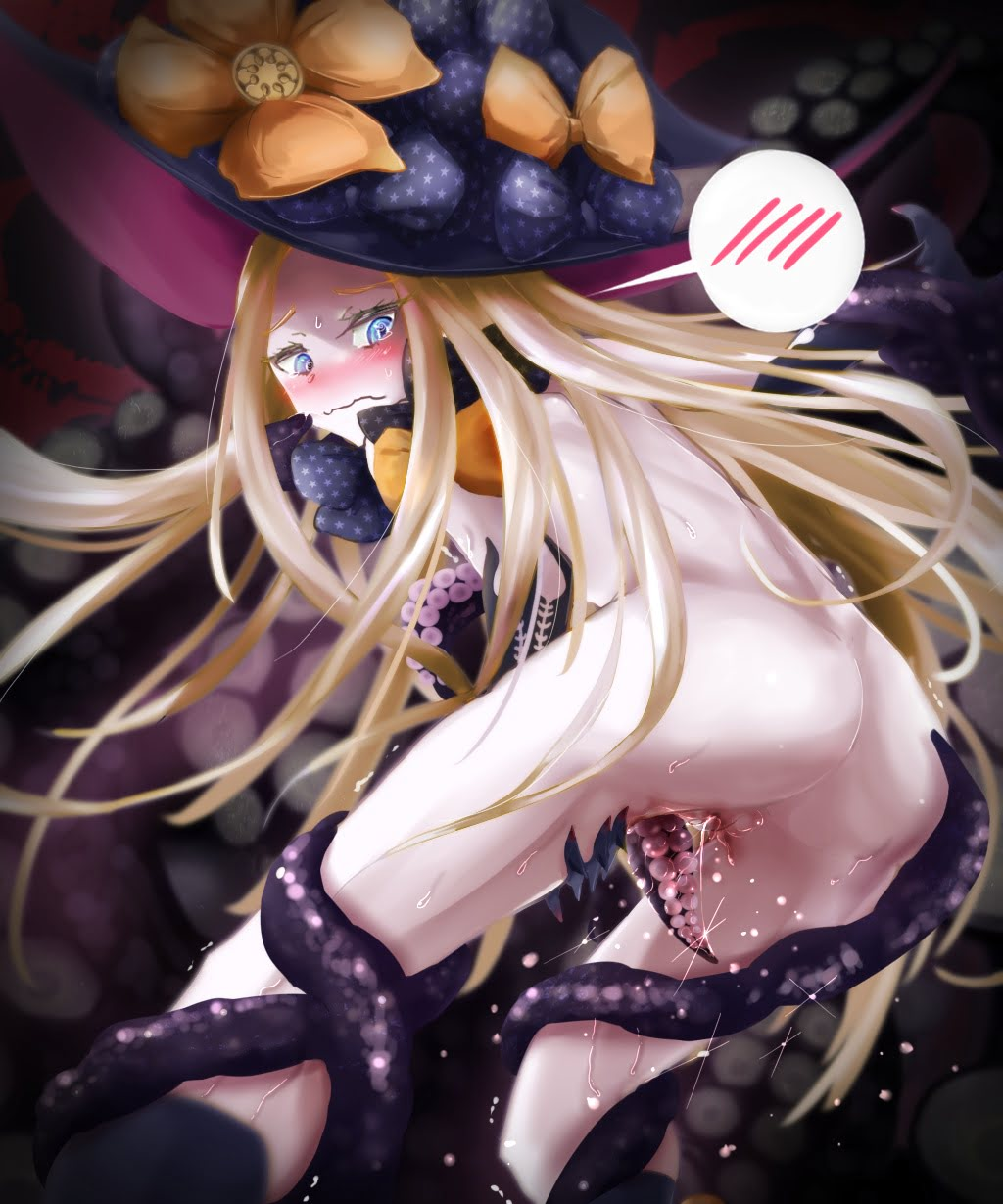 Abigail Williams hentai fate 94