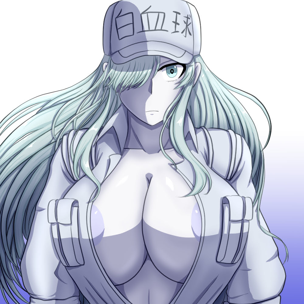 white blood cell cells at work hentai 31