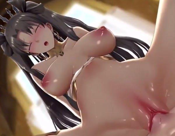Ishtar getting fuked